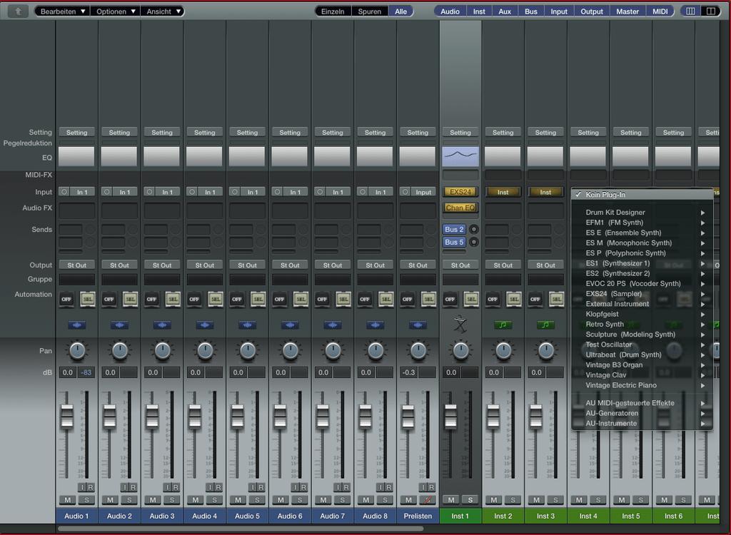 logic pro x skins 10.3