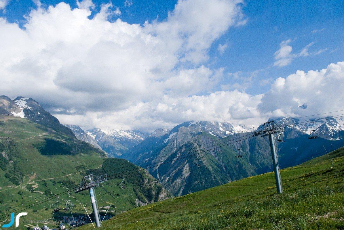 Les Deux alpes II photo