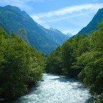 river by Venosch village photo