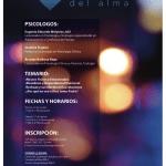 folleto Clinica del alma conferencia