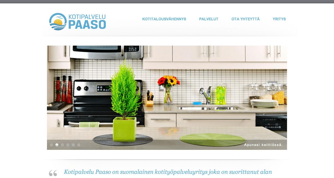 kotipaaso.com website
