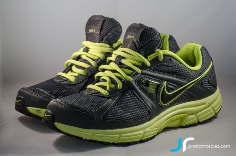 running shoes light box photo