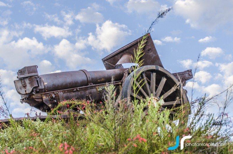 Cannon parque la Bateria