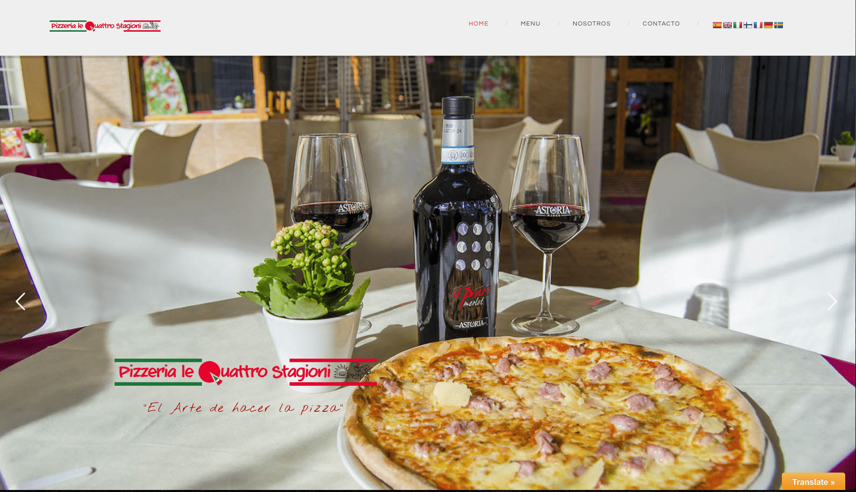 Pizzeria Le Quattro Stagioni