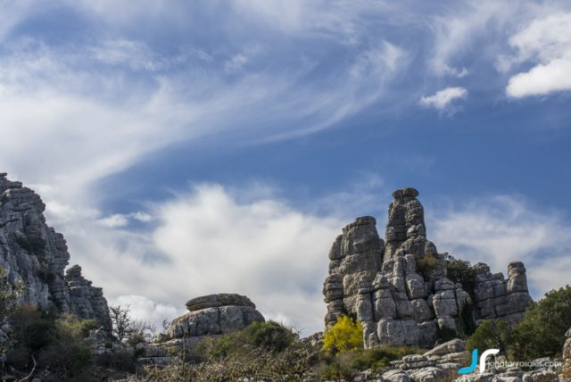 Clouds in El Torcal