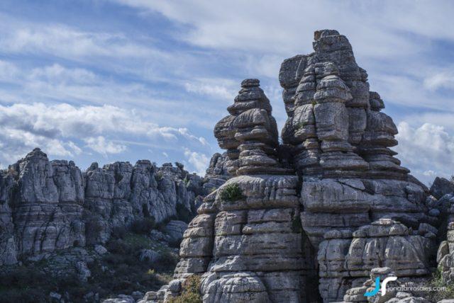 El Torcal Rocks