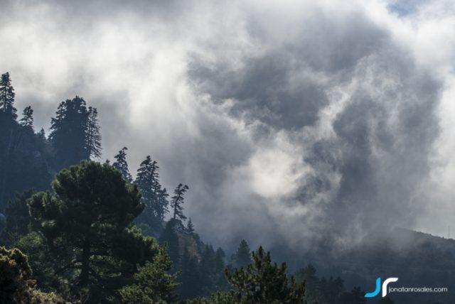 Clouds Sierra de las Nieves