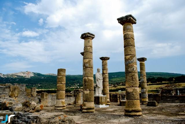 Ruins of Claudio Baelo I, Bolonia – Cadiz