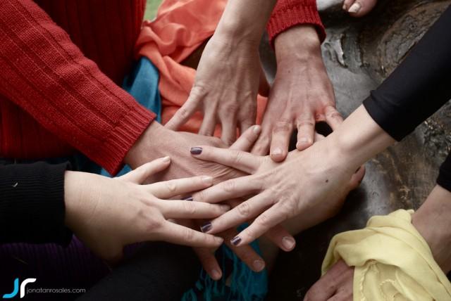 arte & vida hands