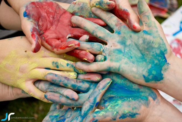 arte & vida hands painted