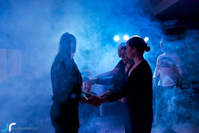 arte & vida dancing smoke