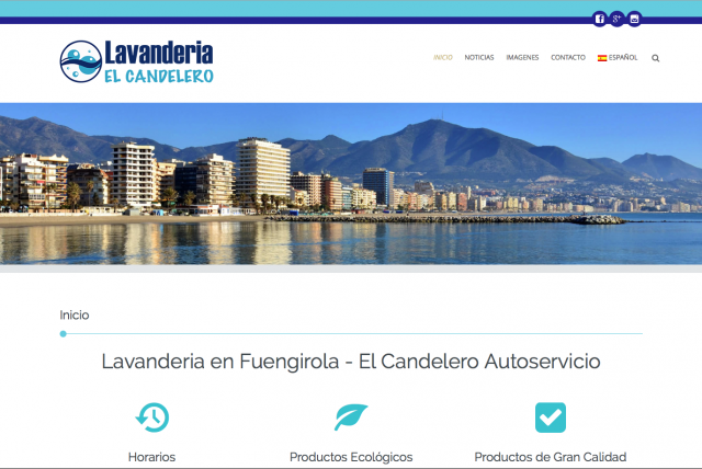 lavanderiaelcandelero.es