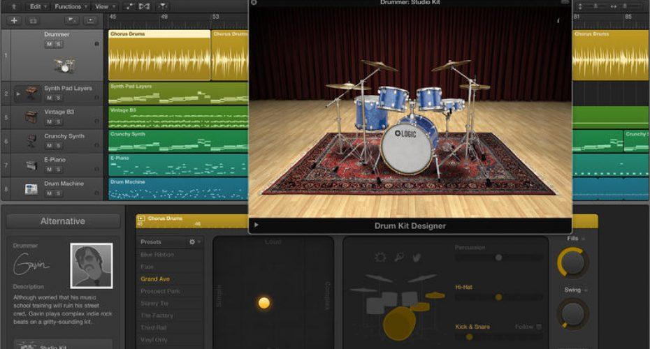 logicprox-drummer